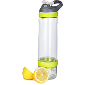 Contigo Cortland Infuser Bottle 770ml clear vibrant lime